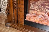 ホーム家具LEDはつけるセリウム(330B)が付いているヒーターの電気暖炉を