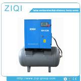 Compressore d'aria montato compatto portatile con l'essiccatore