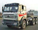 De Hete Verkoop van Afrika! 6X4 het Hoofd van de Tractor van POWERSTAR