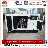 30kw/37.5kVA type silencieux groupe électrogène diesel avec l'engine de Lovol