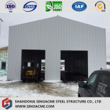 Structure métallique de qualité bon marché pour la construction/entrepôt/atelier