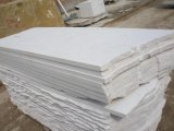 Weiße abgezogene Sandstein-Fliesen/Riss-Pflasterung/Kamin/Brunnen/Jobstepps