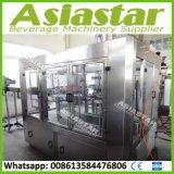 Máquina de engarrafamento carbonatada 250ml-2L inteiramente automática da bebida