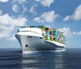 Expedição da carga para o transporte de LCL/FCL