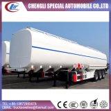 Acero de carbono 40 Cbm al acoplado del combustible de 60 Cbm para la venta