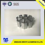 Oitenta e seis perfis a do alumínio