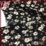 女性の服のための100%のViscoseの花によって印刷される卸し売りビスコースファブリック