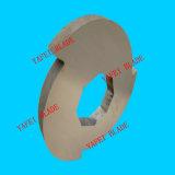 Нож шредера дробилки для Shredding дробя рециркулируя пластмассы