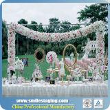 2016 el tubo más popular de la boda y cubren el tubo y cubren sistemas