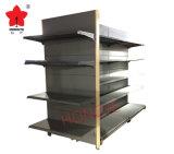 Supermercado Prateleira de metal de tela pesada de dois lados (HY-103)