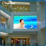 pH4mm 512*512mmを広告するための屋内LEDのフルカラーの表示画面