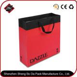 Bolso de empaquetado del regalo del papel de imprenta de Customzied de la alta calidad