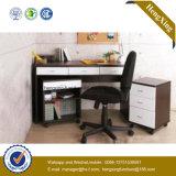 OEM Laptop van het Werkstation van het Bureau Bureau met Beweegbaar Kabinet 2 (HX_0185)