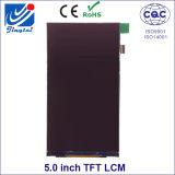 5 '' 480 X RGB X 854 visualización de los puntos 4.98inch TFT LCD