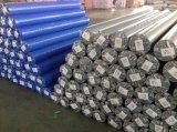 Encerado de revestimiento doble del PVC de la resistencia de rasgón