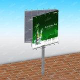 Tabellone per le affissioni personalizzato della visualizzazione di pubblicità esterna della struttura d'acciaio