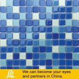 Heiße Farben-Kristallgras-Mosaik des Verkaufs-4mm für Swimmingpool-Farben-Panel-Serie (Farbe P01/P02/P03)