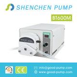 Bt600m Mikrometer-Geschwindigkeit-Variable peristaltische Pumpe