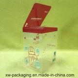 Коробка пакета ясного любимчика пластичная для кружки младенца