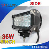 36W LED 표시등 막대 램프 Offroad 8inch