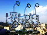 A mistura de 8 polegadas denomina a tubulação de água de vidro das plataformas petrolíferas do reciclador