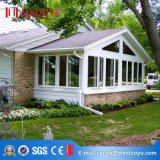 Foshan-AluminiumprofilSunroom mit isolierendem Glas