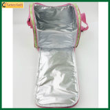 Sac isolé promotionnel personnalisé de refroidisseur de déjeuner de sac de pique-nique (TP-CB376)