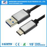 Тип кабель USB высокого качества микро- c для кабеля данным по USB