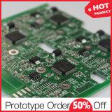 RoHS Fr4 8 PCB de la capa del prototipo PCB Asamblea