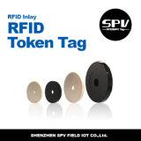 Passive RFID HF-Münzen-Marken-Karten-Zeichen