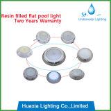Lampada della piscina riempita nuova resina di IP68 LED