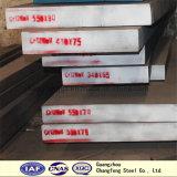 Plaque en Acier de Bon Travail à Froid de Trempabilité (SKD12, A8, 1.2631)