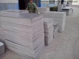 Паллет блока конкретной доски кирпича PVC пластичный
