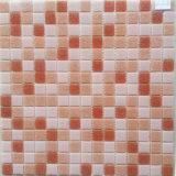 Mosaïque en verre de mélange de tuile pour la salle de bains et la cuisine