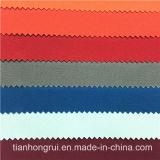 Tela a prueba de calor, tela uniforme de la prueba del agua del petróleo del gas de petróleo, tela 100% del franco del algodón para la alta calidad