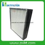 Panel gefalteter Filter der Luft-HEPA