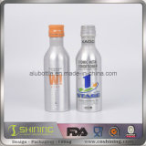 アルミモーターオイル添加剤のボトル