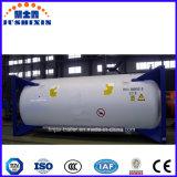 가스 수송을%s 20feet ISO 유조선 LPG 탱크 콘테이너