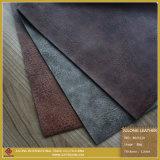 Модная и искусственная синтетическая кожа для мешка или багажа (B025120)