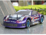 1/10 Hsp RC Modelo eléctrico sin cepillo RC Drift Coches