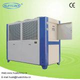 Doppelte Kompressor-Einspritzung-Maschinen-Gebrauch-industrielle Luft abgekühlter Wasser-Kühler