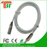 Tipo in lega di zinco cavo del ODM dell'OEM del caricatore del USB di C
