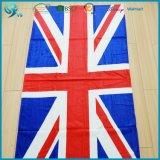 Serviette de plage imprimée 100% coton Velour Terry Custom Flag
