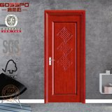 Porte en bois inter de porte de Paywood de salle de bains (GSP8-003)