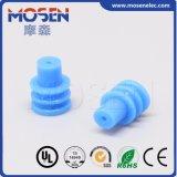 Selo de borracha azul 7165-1619 do conetor elétrico 0.5-1.0mm