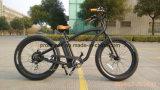 Elektrisches Fahrrad mit Silikon-Sattel-Lithium-Batterie