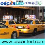 P5 옥외 택시 최고 광고 LED 디지털 표시 장치