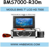 360 videocamera di pesca subacquea di grado 30m