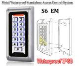 Unabhängiger einzelner Tastaturblock-Controller des Tür-Zugriffs-Controller-RFID (S6C)
