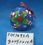 De ceramische Snuisterij van de Engel voor de Decoratie van de Kerstboom